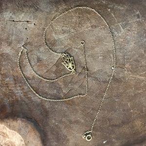 Jewelry - EUC🎉Nordstrom Hamsa Necklace